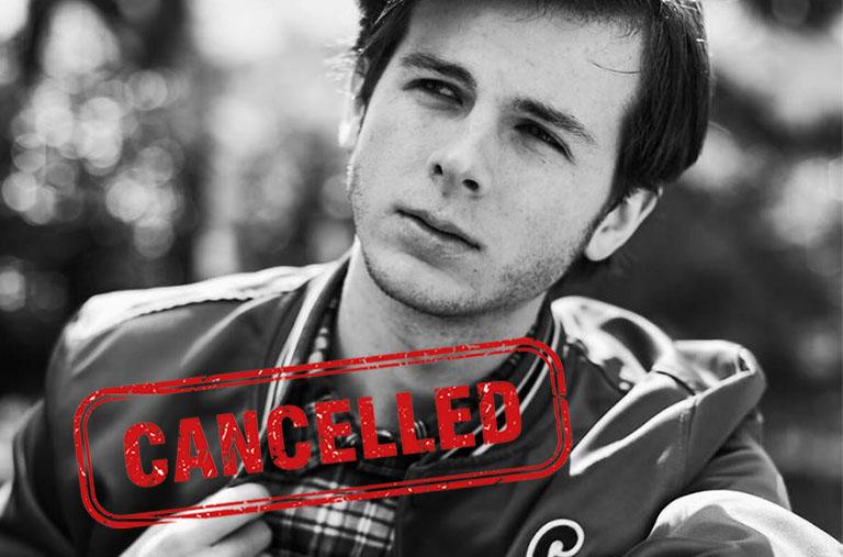 Chandler cancelled