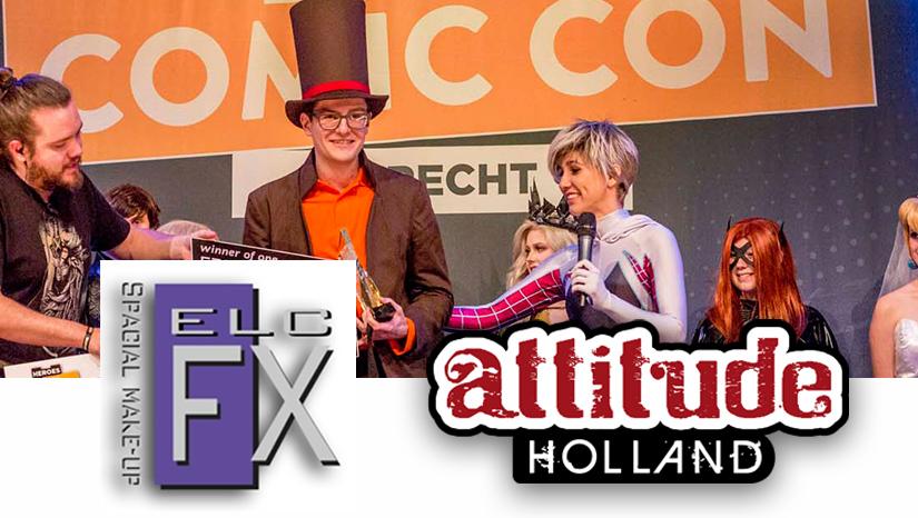 Cosplay Contest Prijzen Nieuwsitem Visual