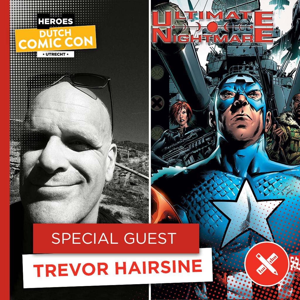 HDCC20S - Trevor Hairsine