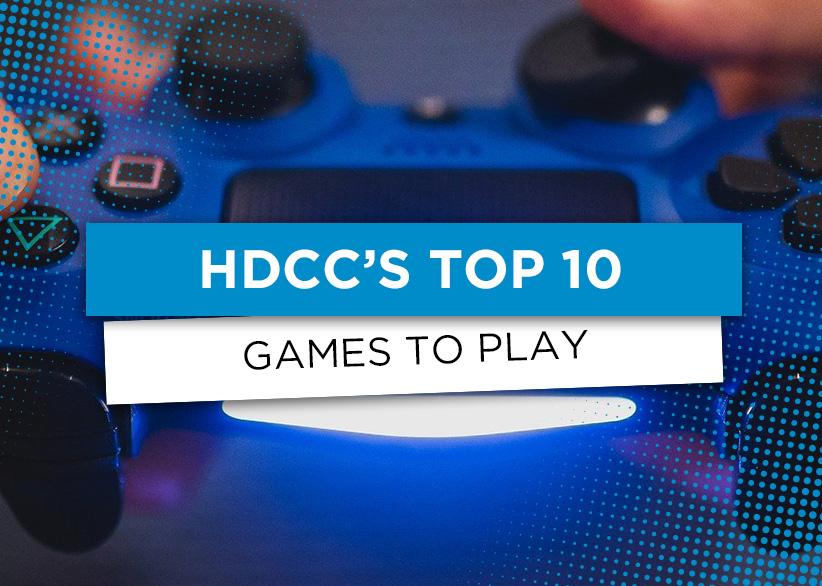 HDCC Top 10