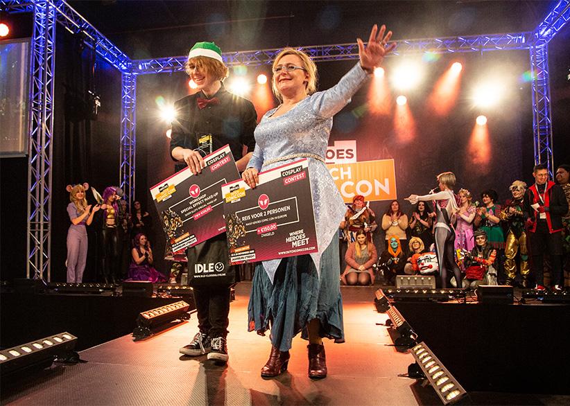 Winners Online Contest - interview Astrid