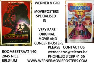 Werner Movieposters