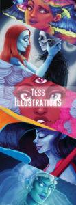 Tess Illustrations
