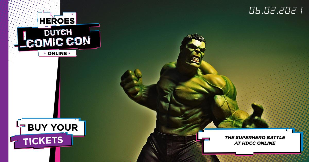 Superhero batlle -FB