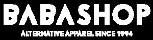 Baba Shop gothic kleding &-metal merch  lifestyle shop
