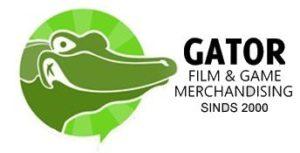 Gator Film & Game Merchandise