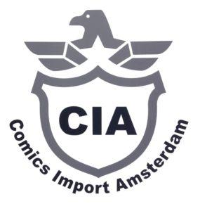 C.I.A.  Comics Import Amsterdam