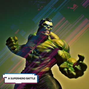 a-superhero-Battle